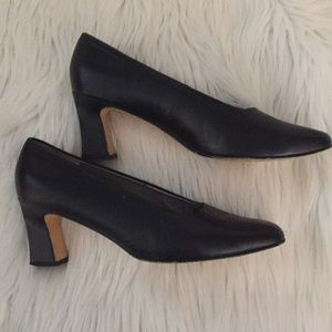 Ros Hommerson Leather pumps